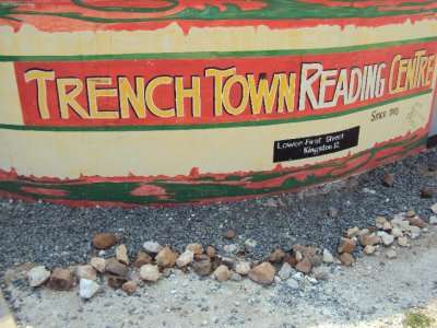 Trenchtown Reading Centre
