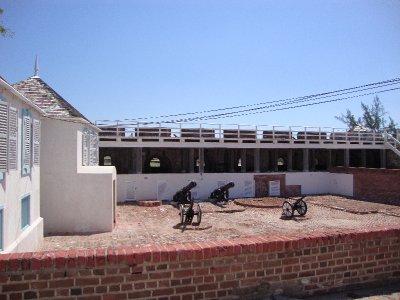 Historic Fort in Port Royal