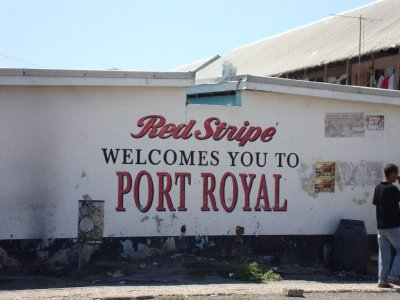 Welcome to Port Royal
