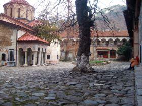 Bachkovo monastery in Bulgaria