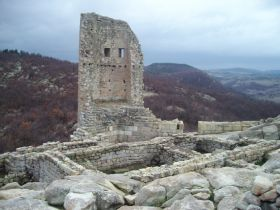 The ancient Thrace city of Perperikon