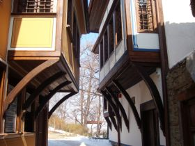 Renaissance town of Plovdiv,Bulgaria