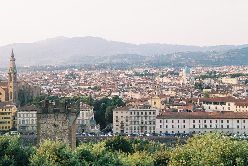 Panorama part 4 - Florence