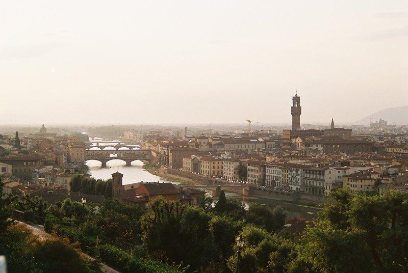 Panorama part 1 - Florence