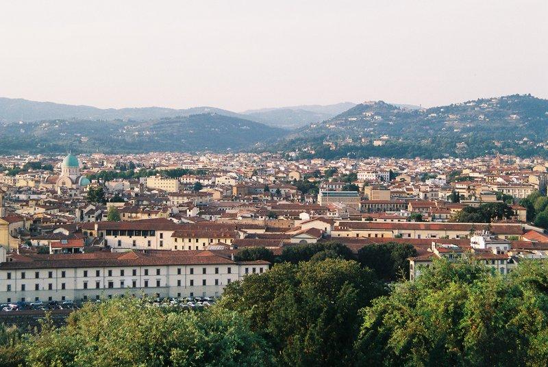 Panorama part 5 - Florence