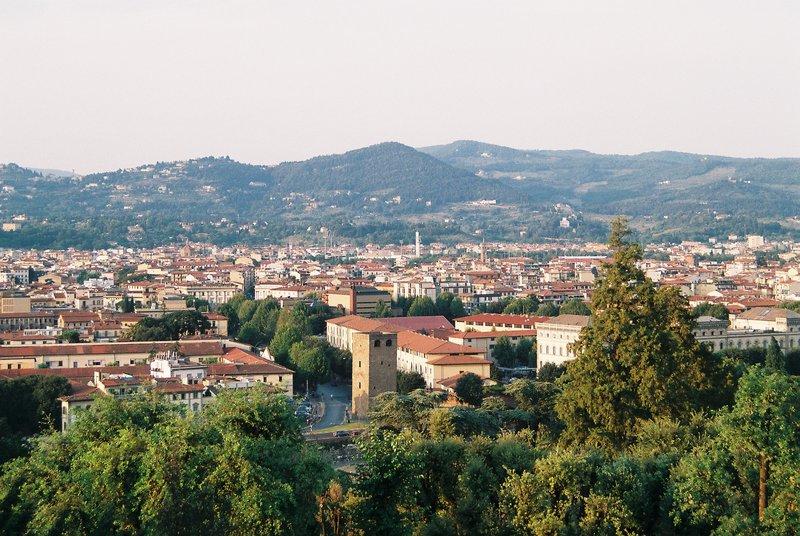 Panorama part 6 - Florence
