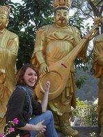 Buddha rock