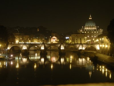 Tiber &#38; Vatican