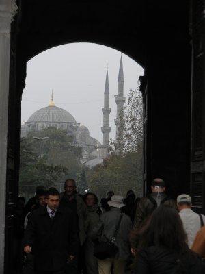 Topkapi Palace Gate 1