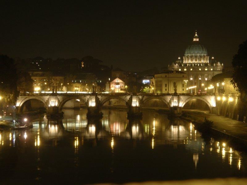 Tiber & Vatican