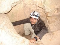 Caving in the Arrabida