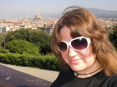 Me in Florence