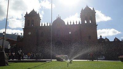 Catedral em Cusco