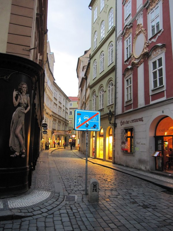 Laneways of Old Town