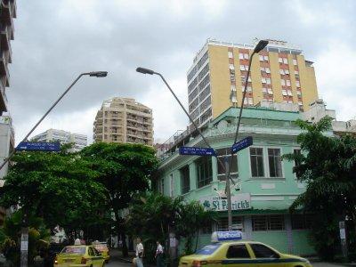 Rio's city streets