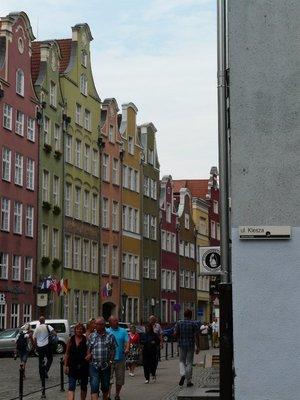 Gdansk street