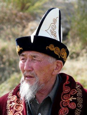 Elder, Ak-Terek Apricot festival