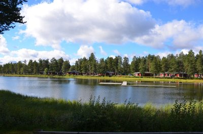 Camp Gielas, Arvidsjaur