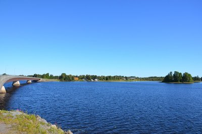 Hammerdalssjön, Jämtland