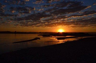 Sunset, Tsiribihina