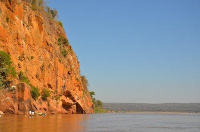 Tsiribihina landscape