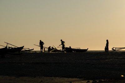Fishermen, Morondava