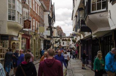 Stonegate, York