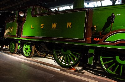 LSWR Drummond M7 Tank Engine 245
