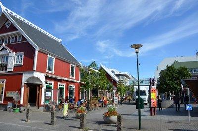 Ingólfstorg, Reykjavik
