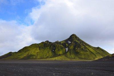 Mountain, near Álftavatn