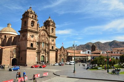 Church of the Society of Jesus, Cusco