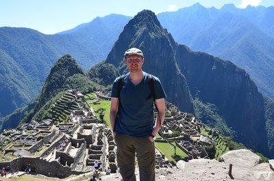 Me, Machu Picchu