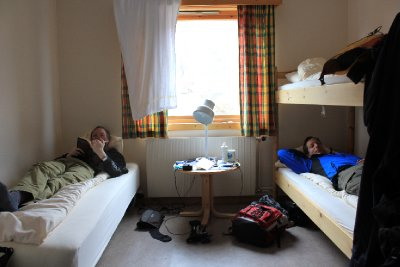 Spitsbergen Guesthouse, room