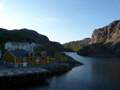 Karoline Restaurant, Nusfjord