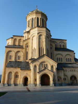Tbilisi Sameba Cathedral