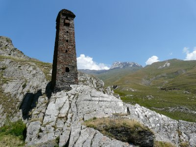 Watch tower in Girevi