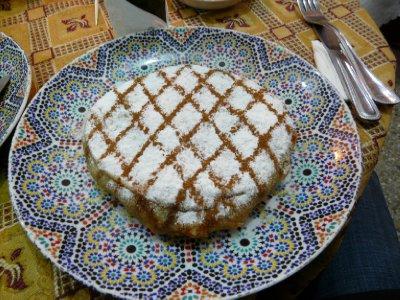 Pastilla, Fés restaurant