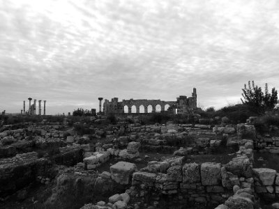 Volubilis basilica