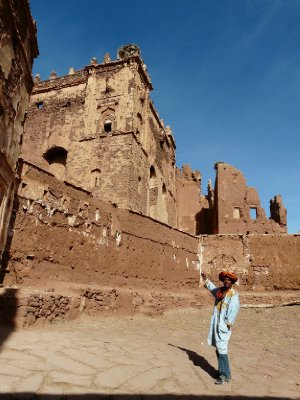 Telouet Kasbah