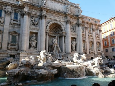 Trevi Fountain (Fontana di Trevi)