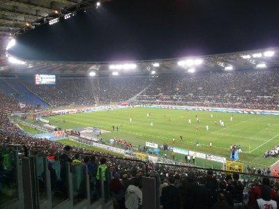 Roma - Milan, Serie A