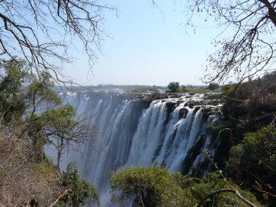 Victoria Falls, eastern cataract