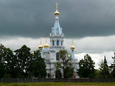 Ss. Boris and Gleb Cathedral, Daugavpils