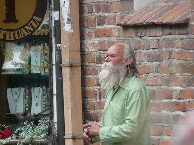 Vilnius entertainer