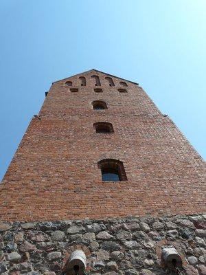 Trakai Island Castle Tower