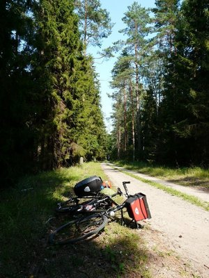 Offroading in Warmia-Masuria