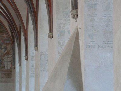 Malbork Castle interior