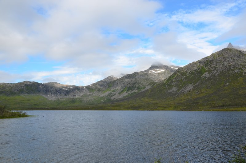 Kattfjordvatnet