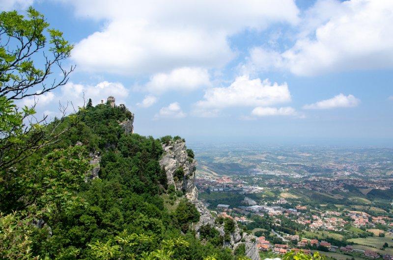 Cesta, San Marino