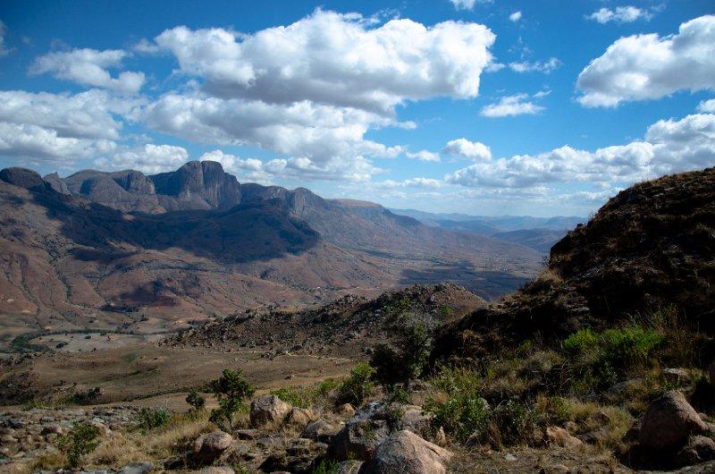 Tsaranaro Valley, Andringitra